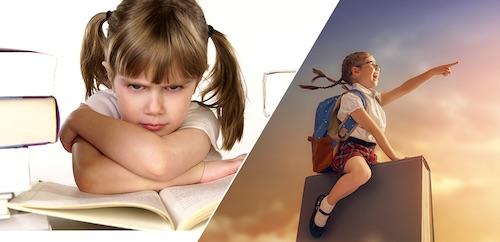 QA:抽象化能力≒地頭が高い子供、低い子供。